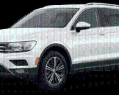 2018 Volkswagen Tiguan SEL FWD