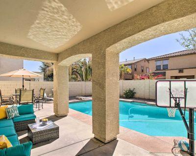 NEW! Spacious Desert Oasis w/ Pool & Game Room! - Emperor Estates
