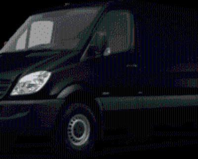 2013 Mercedes-Benz Sprinter Cargo Van 2500