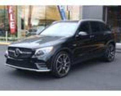 2018 Mercedes-Benz GLC AMG GLC 43