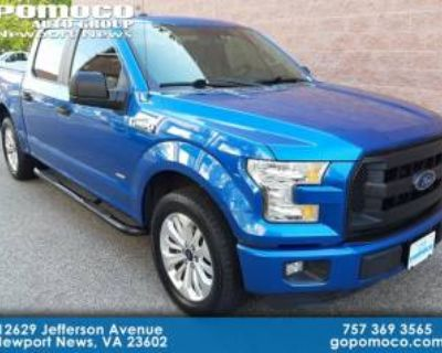 2016 Ford F-150 XL SuperCrew 5.5' Box RWD