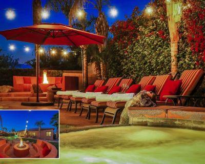 Acacia: Pool, Spa, Fire Pit, Sauna, Poker, Arcade - Indio