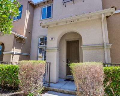 Spacious Rivermark Townhouse in Gated Community COMING SOON!