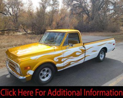 1968 Chevrolet Trucks C10 Long Bed