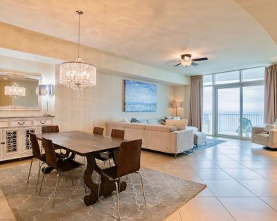 Spectacular Turquoise Place! Oversized 3/3.5 beach front condo; hot tub on deck! - Orange Beach