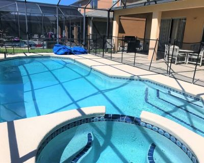 Emerald Island free wifi - private pool/ spa By A Plus 3 miles to Disney - Four Corners
