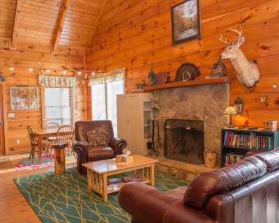 On Mountain Time - One Bedroom Cabin - Pigeon Forge