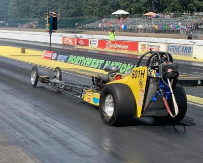 "FED 225"" 2004 Front Engine Dragster"