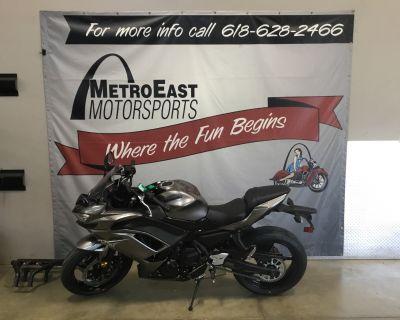 2021 Kawasaki Ninja 650 ABS Sport O Fallon, IL