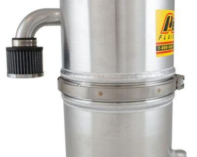 Peterson Fluid 08-9016 Dry Sump Tank Dirt 4 Gallon