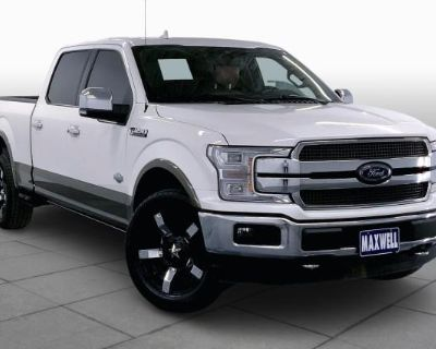 Pre-Owned 2018 Ford F-150 King Ranch Four Wheel Drive Pickup Truck