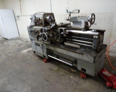 Mori Seiki MS-850 Engine Lathe