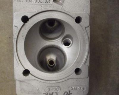 Porsch 911T 2.2 Liter Cylinder Heads For Carbs