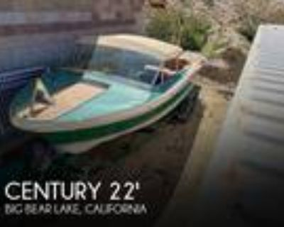 22 foot Century 22