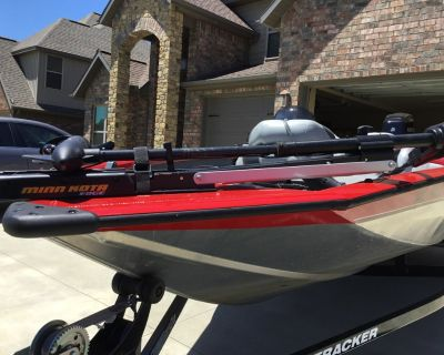 2013 Bass Tracker 175 TXW