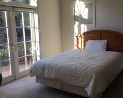 Room w/ own private bath/shower for party who helps w/ housework