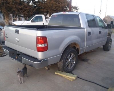 FOR PARTS 2007 FORD F-150