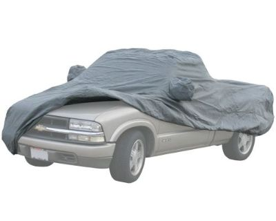 """Mid-size 15' 7"""" To 17' Short Bed Pickup Extended Cab Storage Cover 65184"""