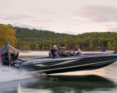2020 19' Triton Boats 19 TRX PATRIOT