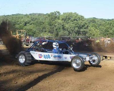 Mid Engine Turbo Sand Drag Buggy