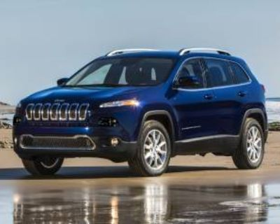 2016 Jeep Cherokee 75th Anniversary 4WD