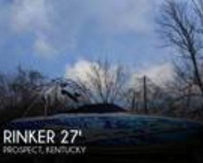 27 foot Rinker 27