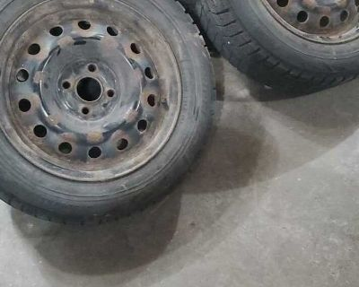 Winter Tires and Rims OBO