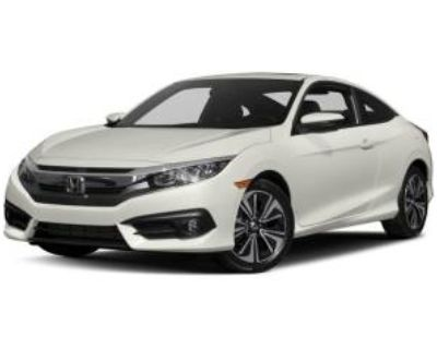 2017 Honda Civic EX-T Coupe CVT