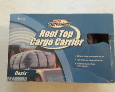 Axius Roof Top Cargo Carrier