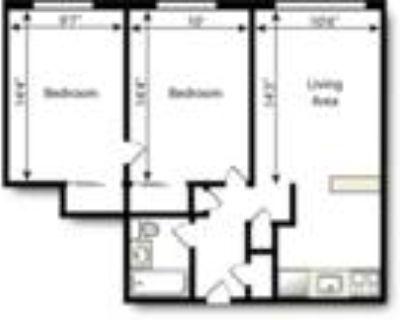 Clay Park Apartments - Clay Park 1 Bedroom