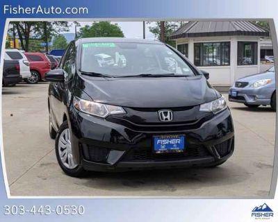 Used 2017 Honda Fit CVT
