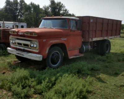Truck grain farm