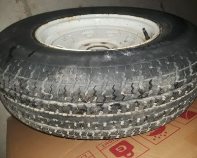 Utility trailer tire  for sale