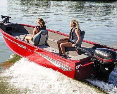 2020 Alumacraft Escape 165 Tiller Aluminum Fish Boats Trego, WI