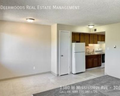 1380 W Mississippi Ave #106, Denver, CO 80223 1 Bedroom Apartment