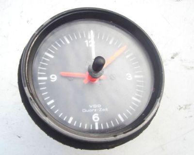 Porsche 911 930 912 Used Clock Gauge 91164170129 Vdo Quartz