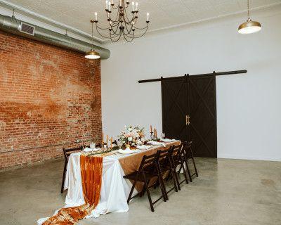 Store Front Event Space in Historic District of Allen, Allen, TX