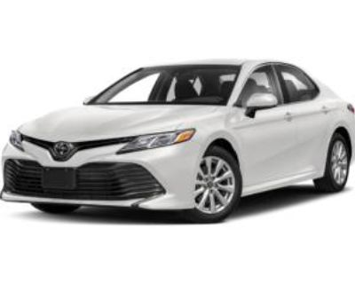 2020 Toyota Camry LE FWD Automatic