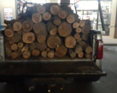 Seasoned Almond firewood