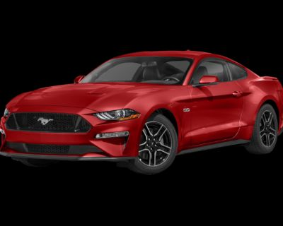 New 2021 Ford Mustang GT Premium RWD Coupe
