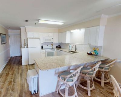 Freshly Renovated Oceanfront 1st floor Unit - Free Water Park, Aquarium & More Every Day! SWI102 - Surfside Beach
