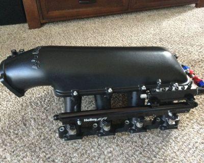 Holley Hi Ram 105mm LS7