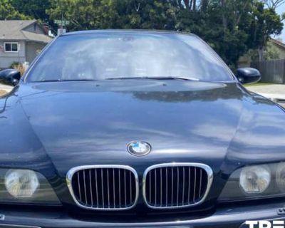 2000 BMW M5 Standard
