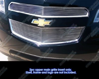 2010-2015 Chevy Equinox 2pc Horizontal Overlay Billet Grille