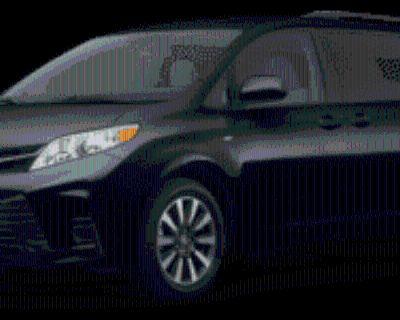 2018 Toyota Sienna LE FWD 8-Passenger