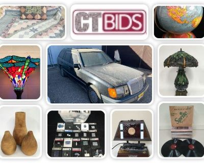 CARING TRANSITIONS WAY WAREHOUSE ONLINE AUCTION / 44TH & PALO VERDE - ENDS 03/08/2021