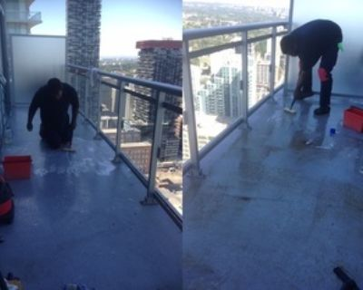 Pay No HST When You Get Your Balcony Cleaned With Balcony Cleaning Services