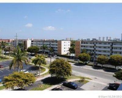 609 Ne 14th Ave #703, Hallandale Beach, FL 33009 1 Bedroom Condo