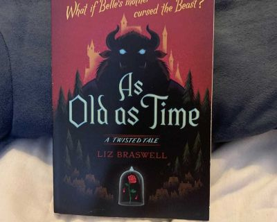 As Old As Time A Twisted Tale book byLiz Braswell