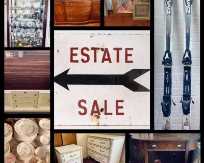 Estate Sale-Clinton, MD